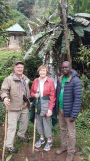 Gorilla Trekking Uganda from Kigali is a cheap customized Safaris Tour