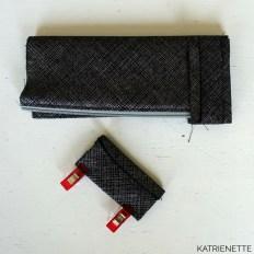 Accordi Accordi-Anna U-Handbag Wallet Portefeuille korkleather kurkleer k-bas kbas katrienette