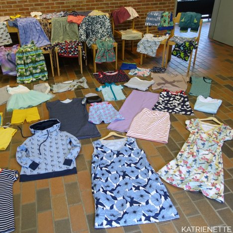 Startthesummernaais Naais naaiweekend weekend naaien katrienette sewingretreat sewing weekend