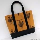 katrienette tienertas tote tas bag handtas jace naaien zelf sewing bagmaking shopper shoppingbag sewing bags tiener tieners katrien