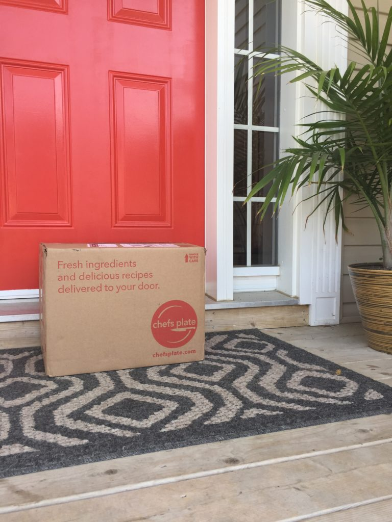 Meal delivery service by Chefs Plate makes weeknight meal planning SO much easier & Chefs Plate Review - Amazing Recipes To Your Door - Katrina Gwen ...