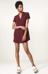 Easy shift dress can take you from summer to Fall