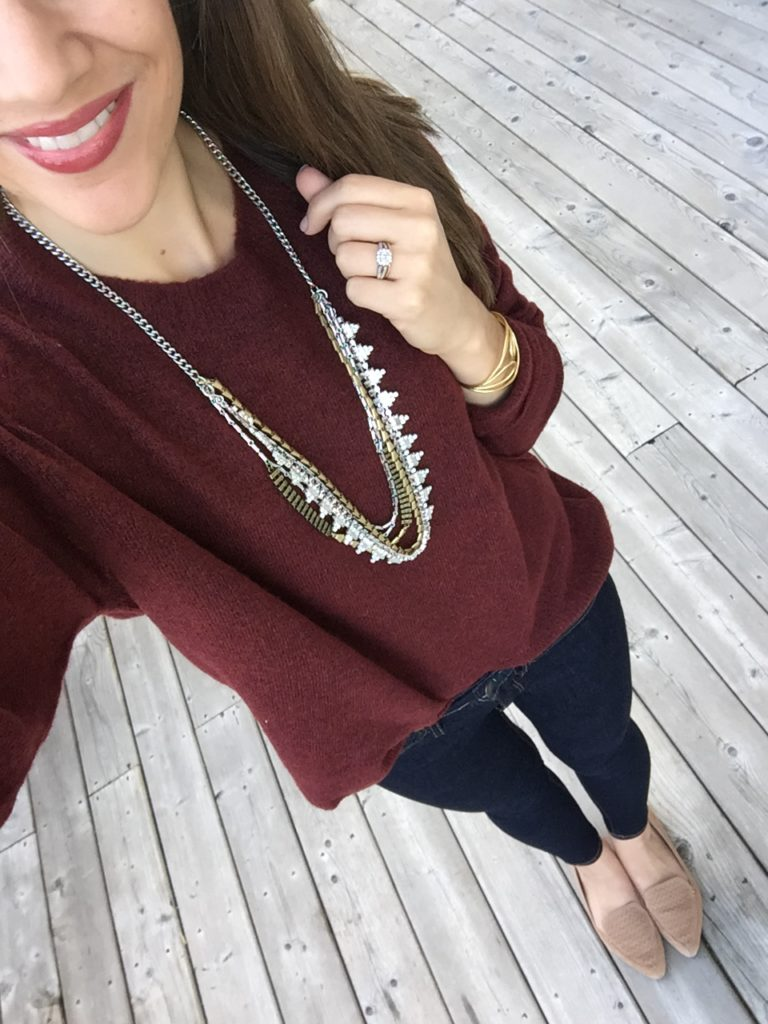 Styling the classic Sutton by stella & dot