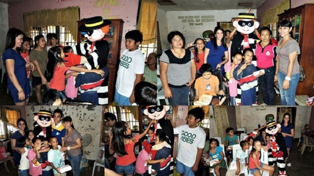 lingap center butuan, feeding program, anniversary, community outreach, homeless children
