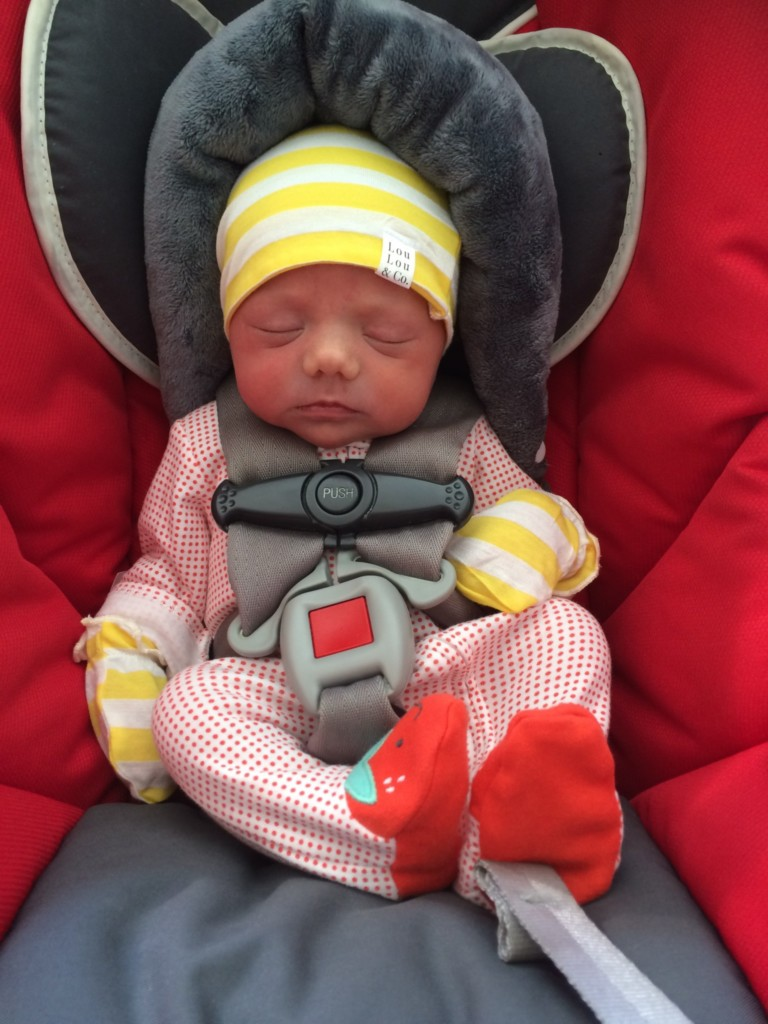 Going home for the first time!!