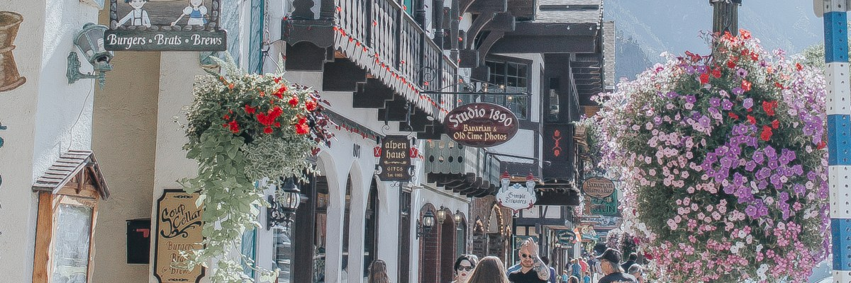 Leavenworth with Kids: our Family Trip