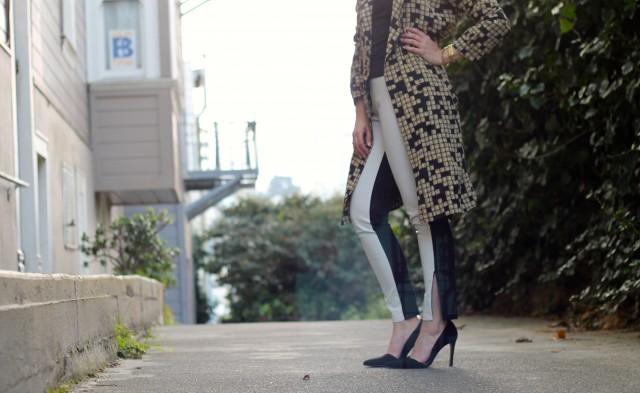 #TheNewBR sloan pants
