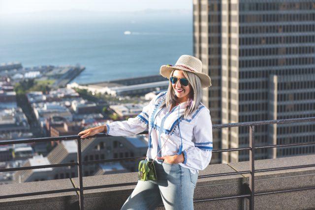KatWalkSF, Kat Ensign, Pinterest, Pinterest Lens, J. Crew, Street Style, San Francisco Style, San Francisco Fashion, Blogger, Blogger Style, Fashionista, Fashion Diaries, Sam Edelman Brandie, Furla, Kathleen Ensign, Pacifica Gallery, Brad Wittke, San Francisco Hotel