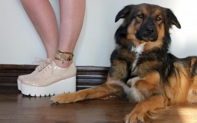 KatWalkSF - Creeper Shoes