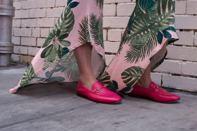 KatWalkSF, Kat Ensign, Top Blogger, San Francisco Blogger, SF Style, SF Fashion, Mules, Gucci Shoes, Gucci Loafer, Pink Shoes, Pink Loafer, Fashionista, Fashion Diaries, Street Style, Gucci Brixton Convertible Loafer