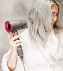 Sephora, Jen Atkin, Purple Hair, Grey Hair, KatWalkSF, Kat Ensign, Kathleen Ensign, Purple Hair, Grey Hair, Dyson Supersonic, Dyson Hair, Hair Dryer, San Francisco Blogger, Hair Blogger, Beauty Blogger, Holiday Gift Guide,