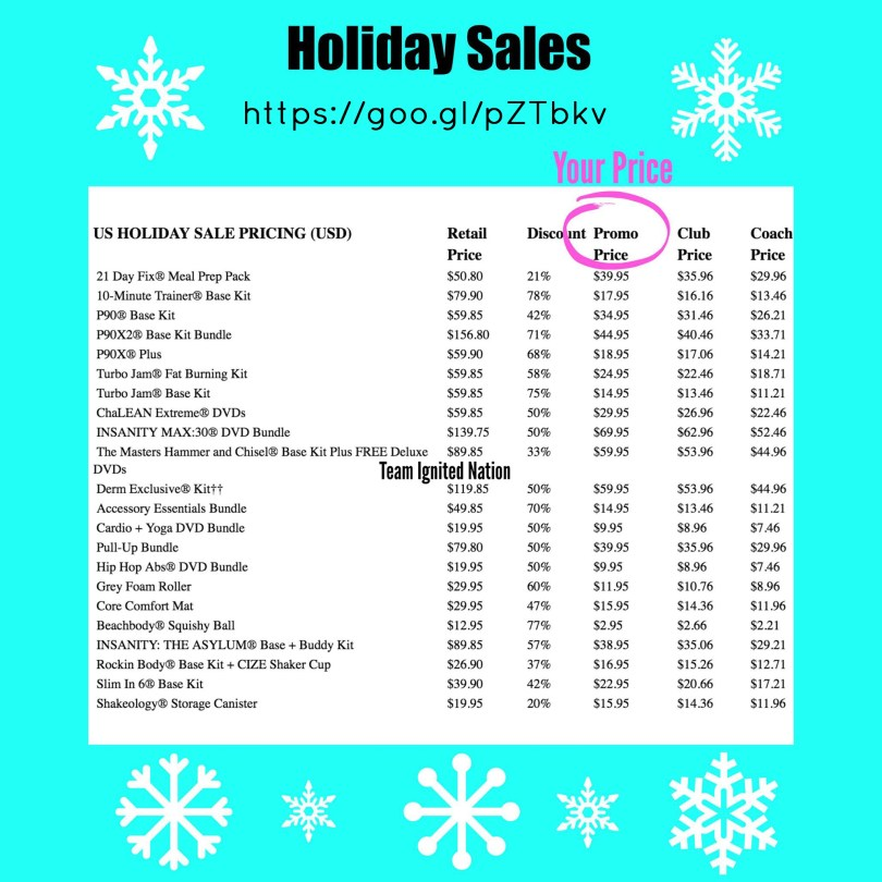 2016 Holiday Sales