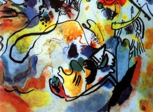 The Last Judgement, Kandinsky, 1912