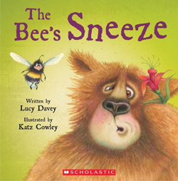 The Bee's Sneeze Book Cover