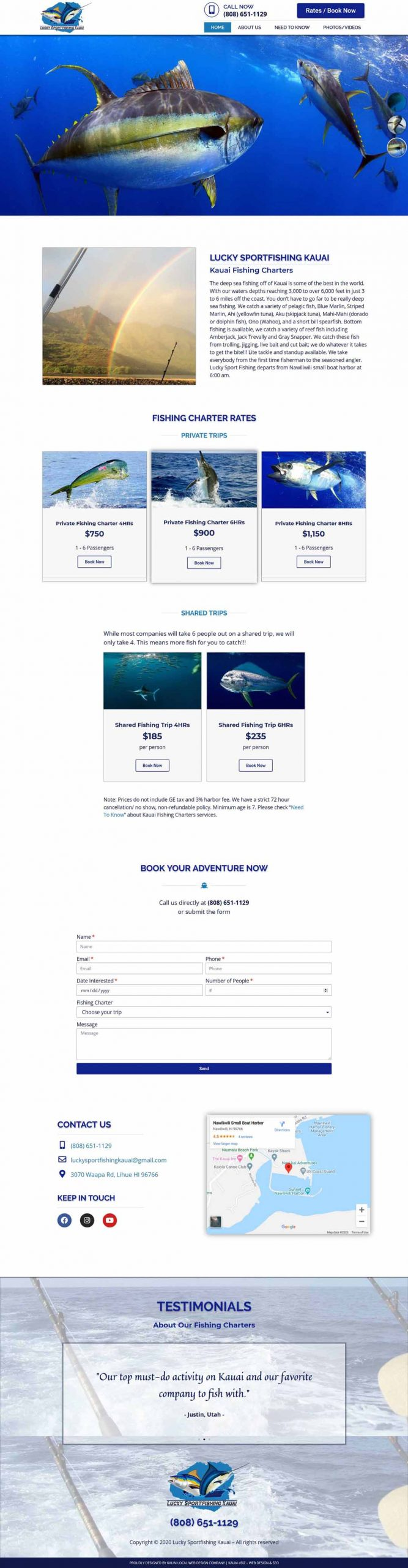 sportfishing kauai website full
