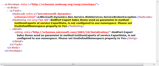 How to use XMLPorts in Web Services (1)   Kauffmann