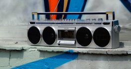 ghettoblaster header