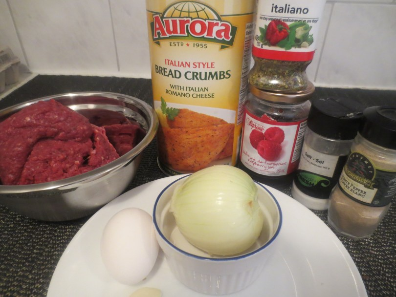 Nigerian meatballs