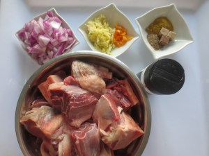 Beef Stock Ingredients