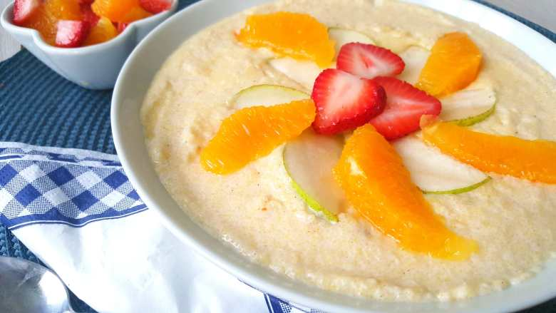 Jamaican Cornmeal Porridge