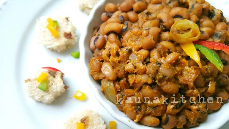 African beans pottage