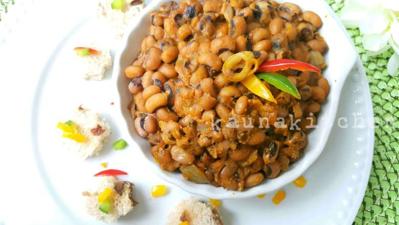 Beans pottage african style