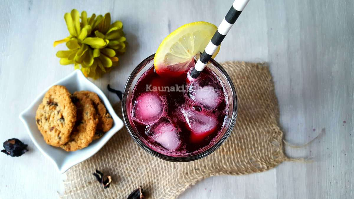 Zobo Drink Recipe