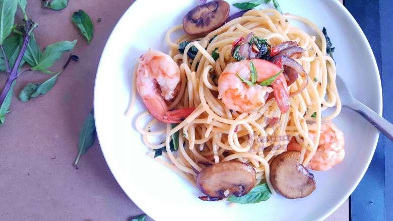 scentleaf spaghetti