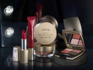IsaDora SPARKLING NIGHTS -juhlakauden meikki