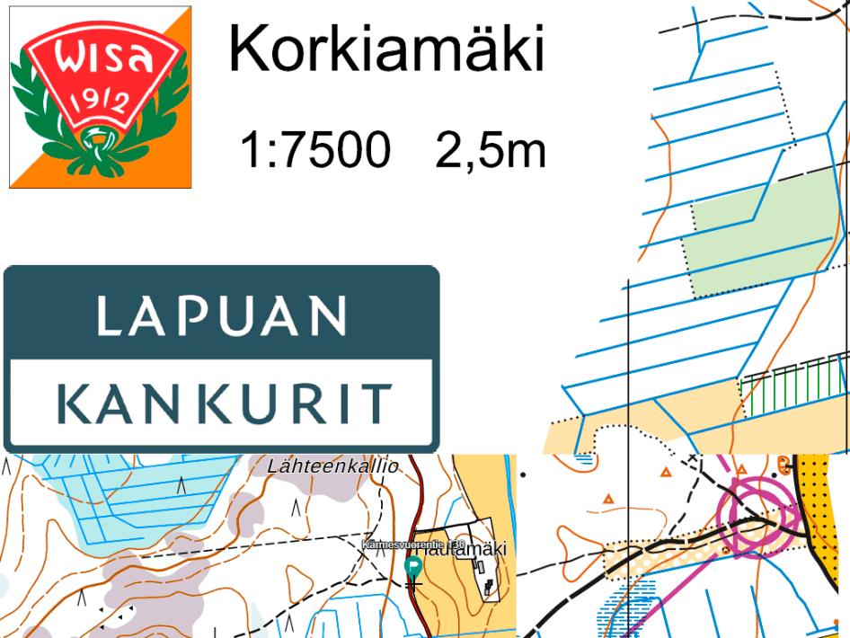 Korkiamäki 9.8.21