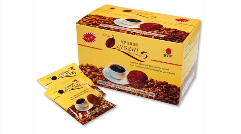 8 féle Kávékülönlegesség a DXN-től