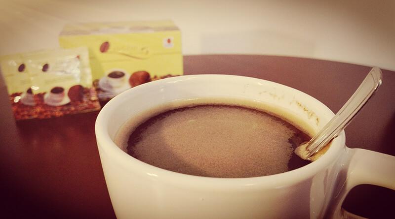 ganoderma kávé elkészítése