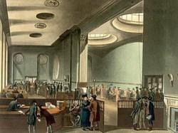 Lloyd's kávéház 1688 körül