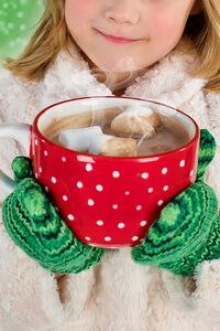 Ingyen kávé karácsonyra - forró kávé