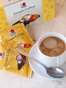 DXN krém kávé