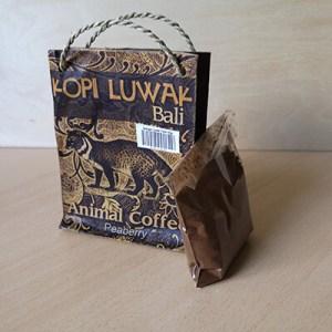 kopi-luwak kávé bali