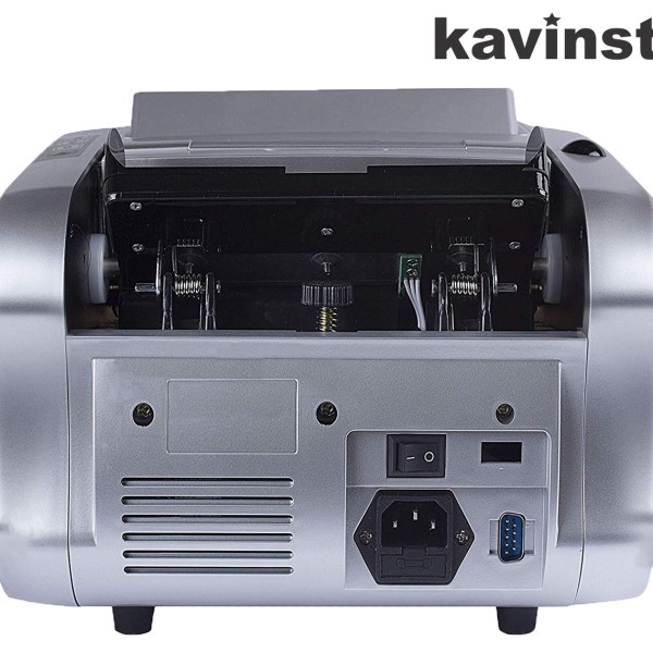 Kavinstar VALUMASTER - Mix Note Value Counting Machine with Fake Note Detector
