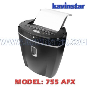 automatic feed paper shredder