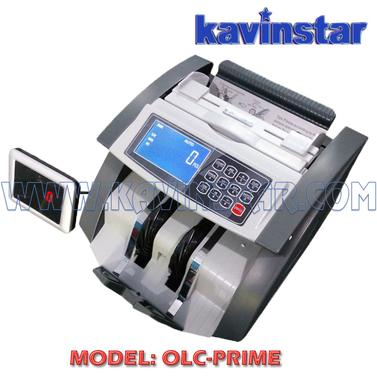 OLC PRIME CURRENCY COUNTING MACHINE WITH FAKE NOTE DETECTOR