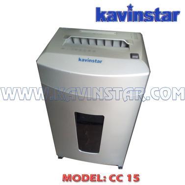 Paper Shredder Machine CC 15