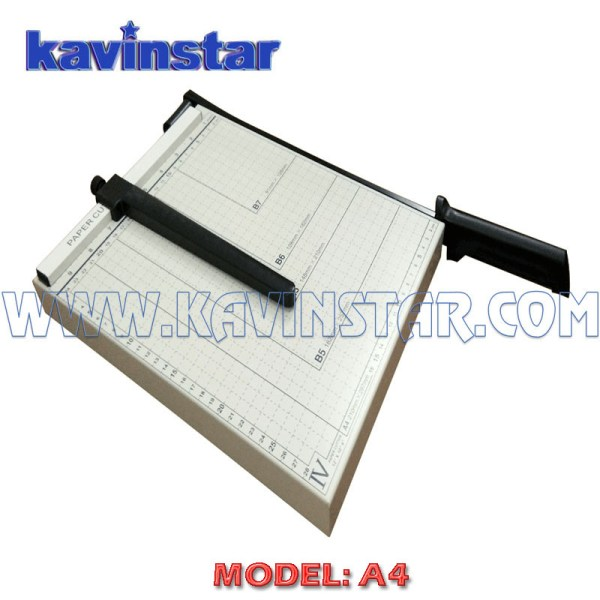 Kavinstar KVR A4 Paper Cutter Machine Cut Upto 10 -12 Sheets (70 GSM) at a time