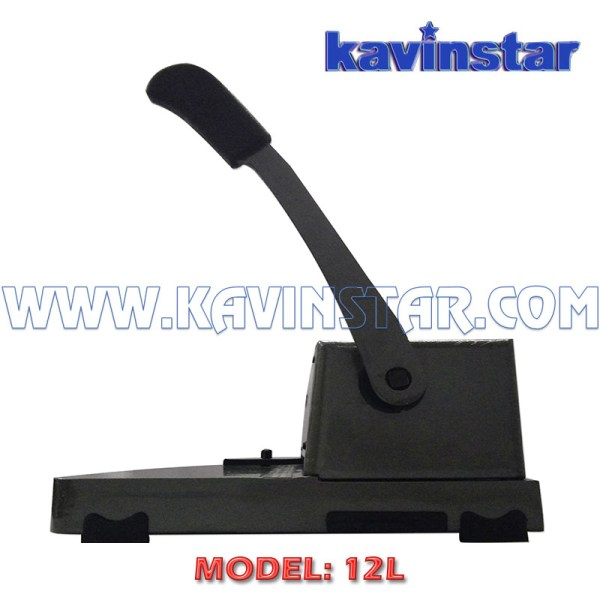 Kavinstar 12L Heavy Duty A4 Spiral Binding Machine with 10-12 Sheets (70gsm) Punching Capacity