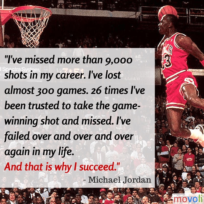 Michael Jordan #MotivationMonday