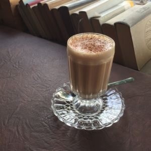 BOHO Café & Store - chai latte