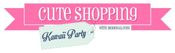 Cute Shopping - Kawaii Party