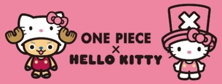 Hello Kitty x One Piece