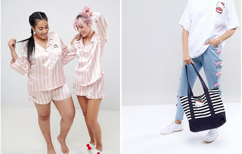 Asos x Hello Kitty