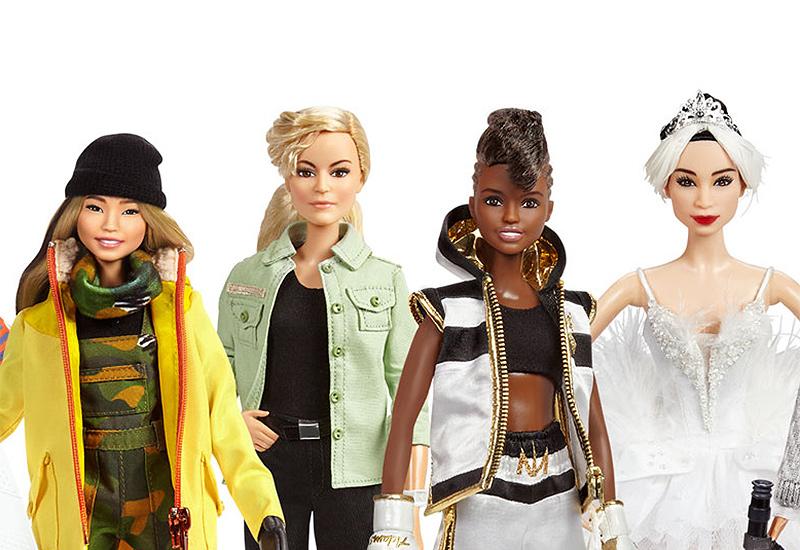 Barbie Shero dolls