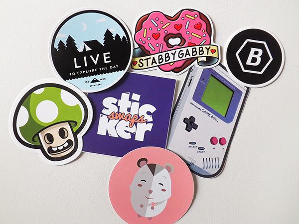 Sticker Swaps