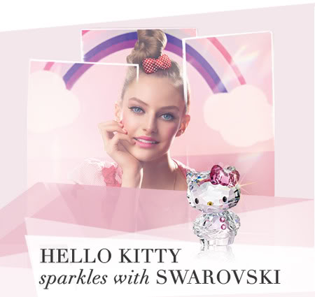 Swarowski x Hello Kitty